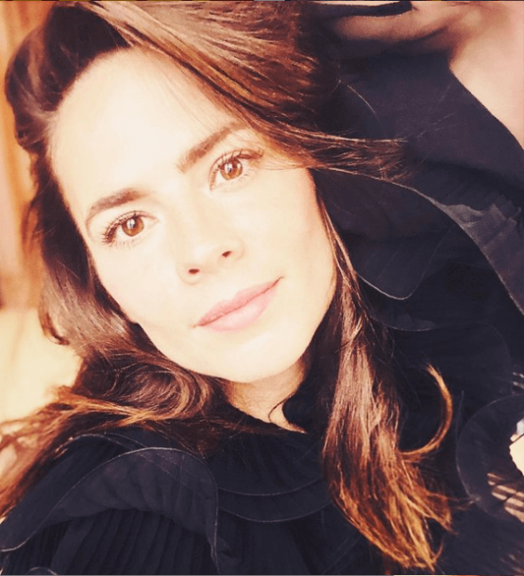 Hayley Atwell1